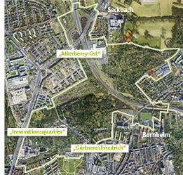 The New Green Centre Stadt Frankfurt am Main Dezernat Umwelt und